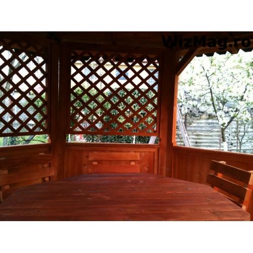 Pergole din lemn Drobeta