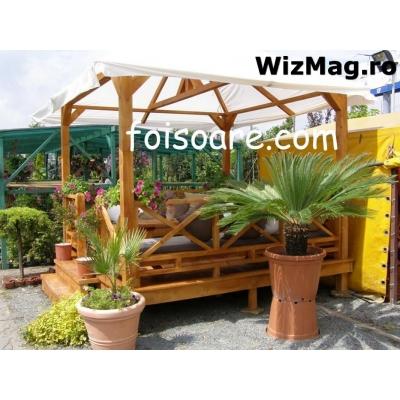 Gard lemn Giurgiu