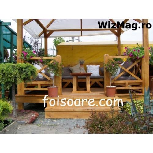 Gard lemn Pitesti